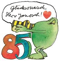 Happy Birthday Janosch