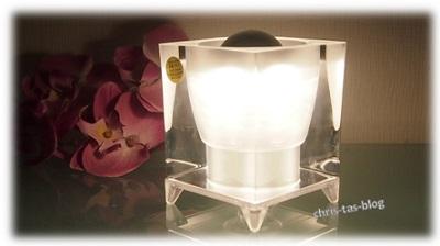 Unsere neue Tischlampe