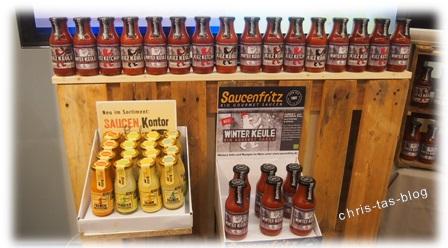 leckere Bio-Saucen vom Saucenfritz