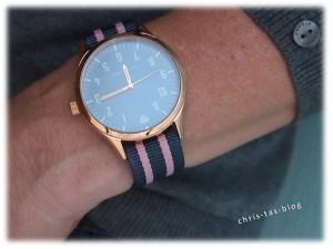 Armbanduhr von Yves Camani