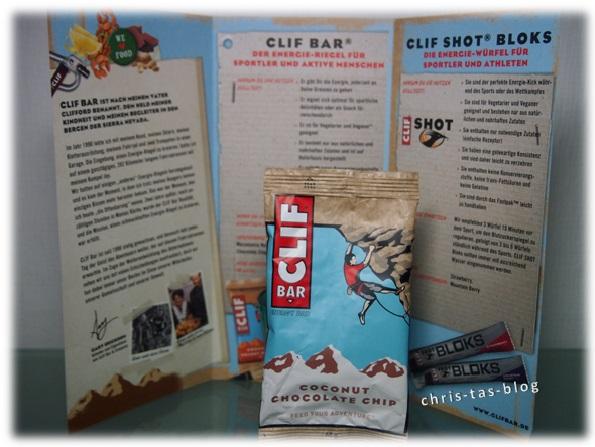 Cliff Bar Energie-Riegel