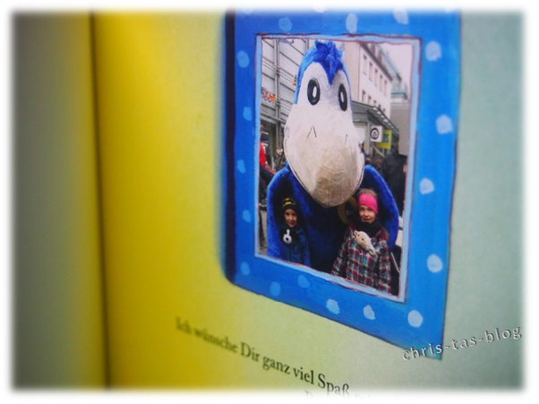 Foto im personalisierten Kinderbuch