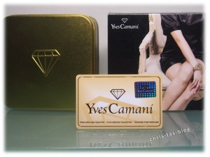 Geschenkbox Yves Camani Armbanduhr