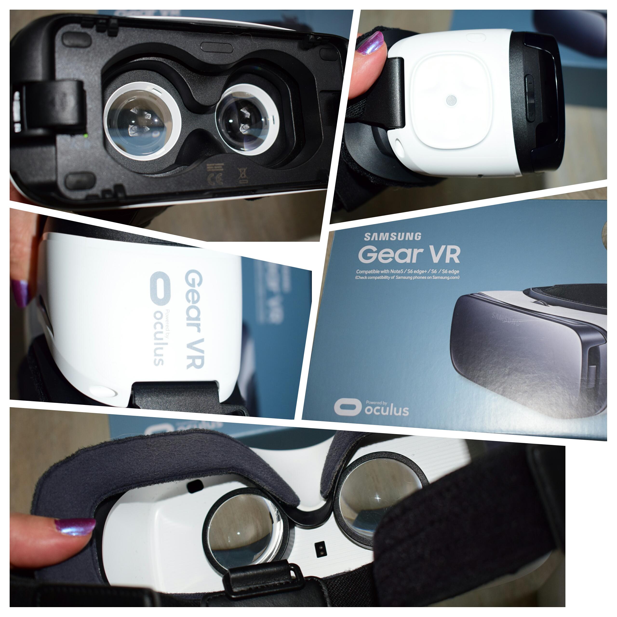 Samsung Gear VR ist eingetroffen