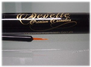 Pinsel Wimpernserum Develle Premium Cosmetics