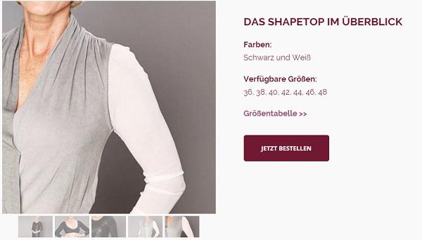 ShapeTop von Kasheer