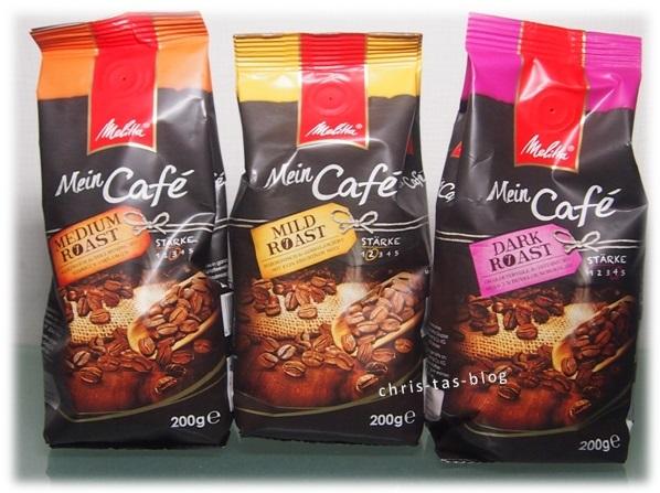 Testpaket Melitta Mein Cafe