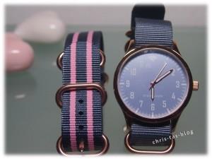 Yves Camani Unisson Unisex Armbanduhr