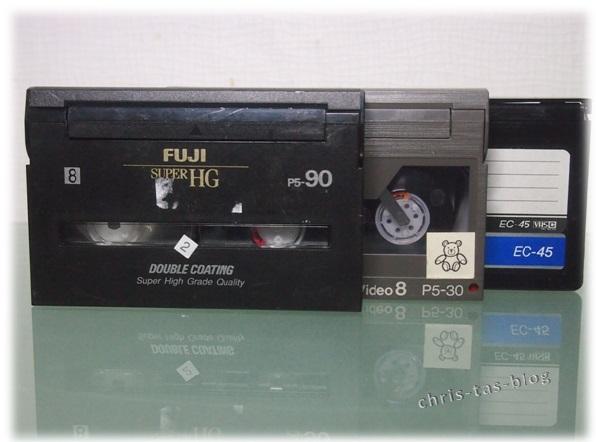 alte Digital-Cassetten digitalisieren lassen