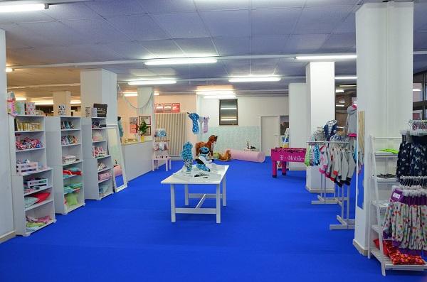 Kindermoden Ladengeschäft Nürnberg