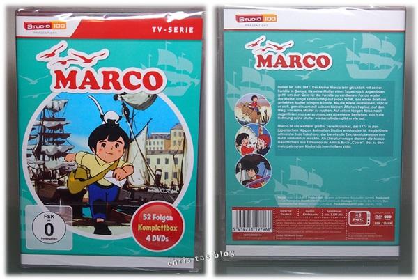 52 Folgen Komplettbox MARCO