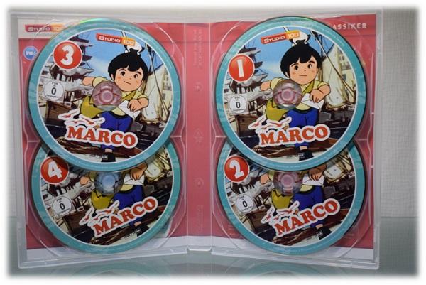MARCO DVD Box