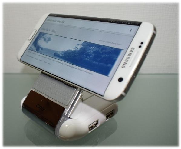 Olixar Tischladestation bei mobilefun.de bestellen