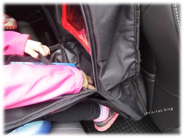 praktisch für unterwegs Auto-Organizer für Kinder
