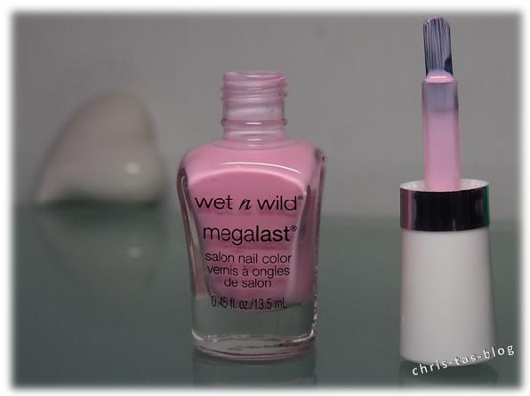 wet n wild MegaLast Nagellack