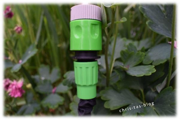 Duramaxx Adapter für gängige Gartensysteme