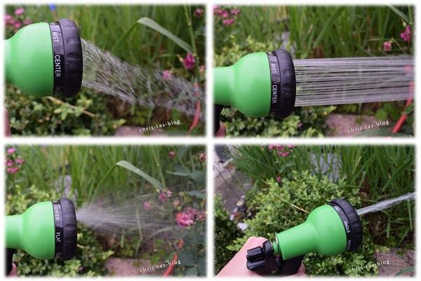Funktionen Handbrause Duramaxx Water Wizard