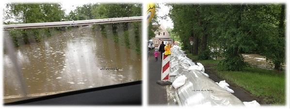 Hochwasser Neustadt Aisch 2013