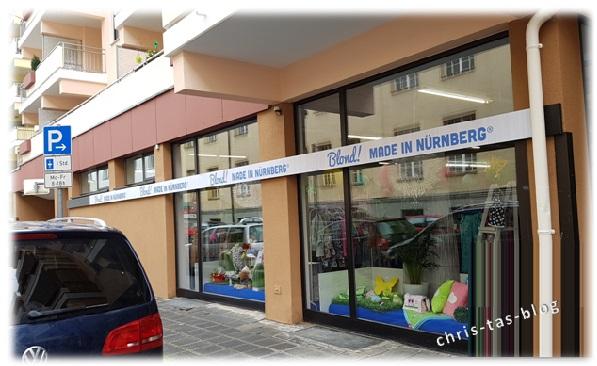 Ladengeschäft in Nürnberg