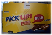PiCK UP minis Gewinnspiel