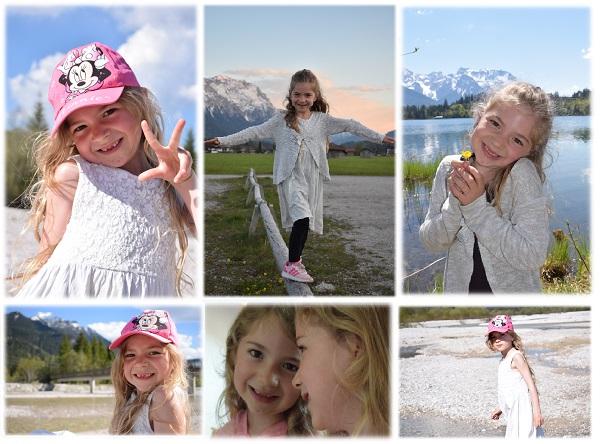 Urlaub mit Enkelkind