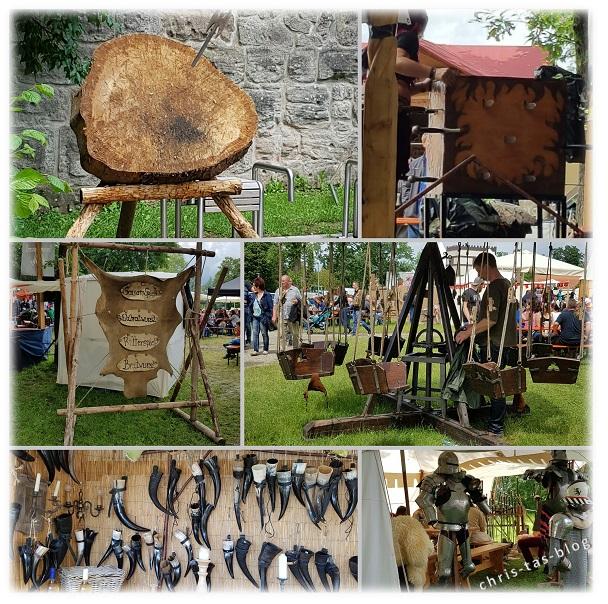 Attraktionen Mittelalterfest