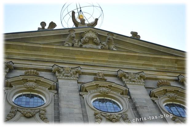 Fresken Schloss Weissenstein