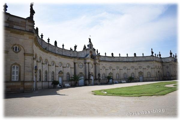 Schlossanlage Schoss Weißenstein