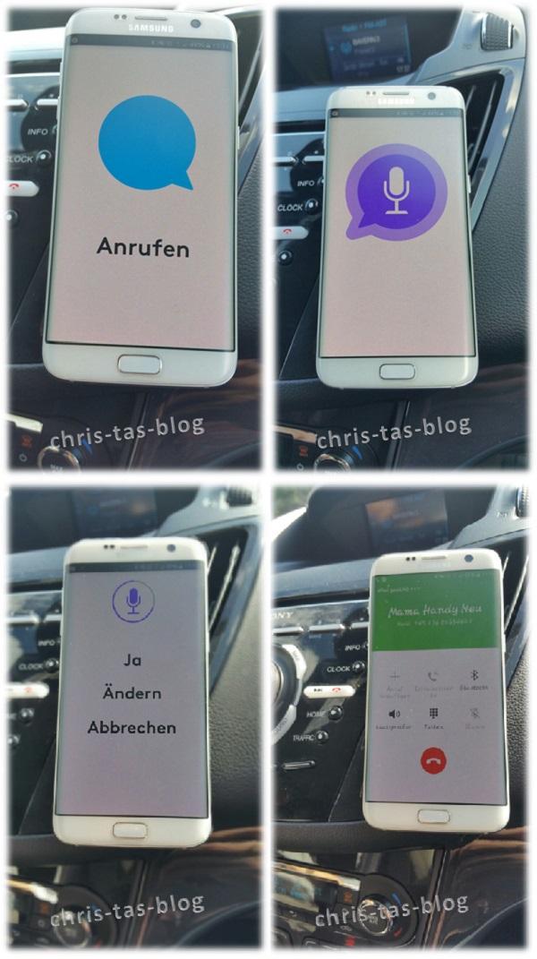 Sprachsteuerung Smartphone