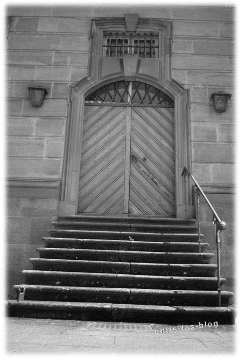 Treppenaufgang Schloss Weissenstein
