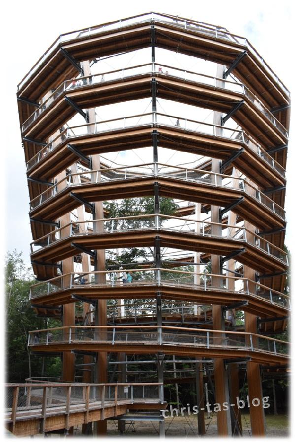 Turm Baumwipfelpfad Ebrach