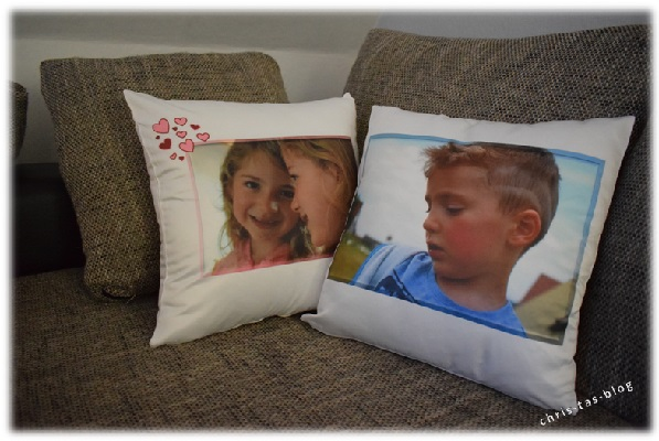 Unsere neuen Foto-Kissen von Print-Weilburg