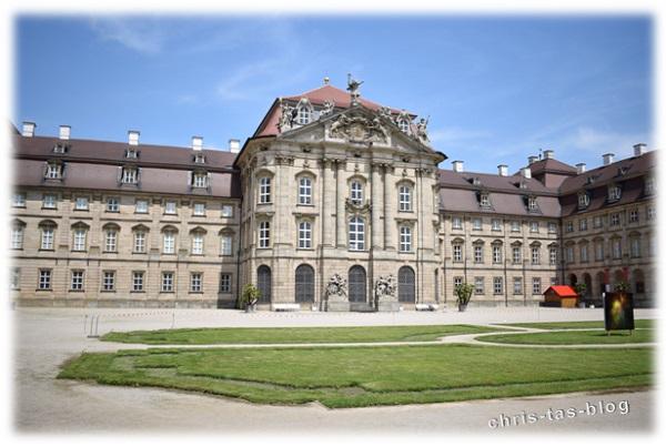 sehr gut erhalten Schloss Weissenstein