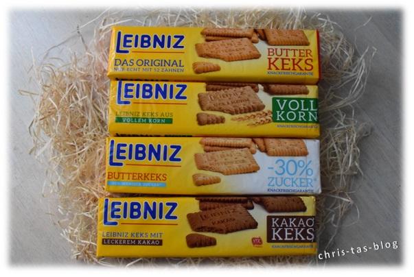 Leibniz Kekse aus der Family Box