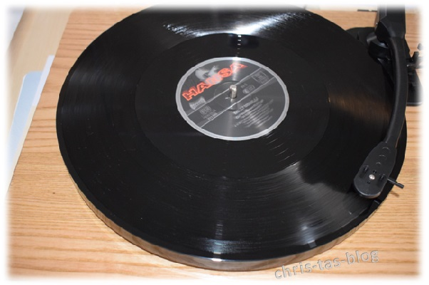 alte Schallplatte