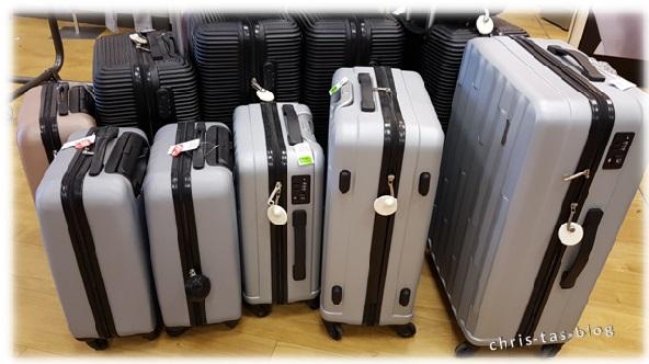 Koffer in allen Ausführungen online kaufen