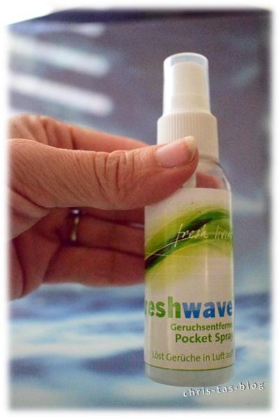 freshwave pocket spray für unterwegs