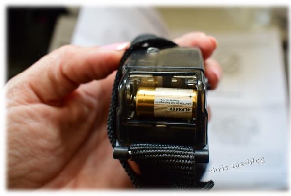 Batteriefach Duramaxx Tyson Hundeerziehungshalsband