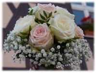 hübscher Brautstrauß