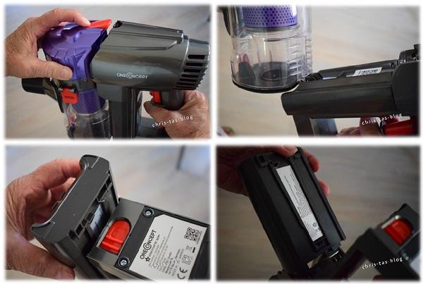 entriegeln-der-staubbehaelters-und-des-akkus-cleanbutler-oneconcept