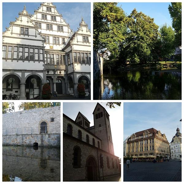 Reiseeindrücke Paderborn