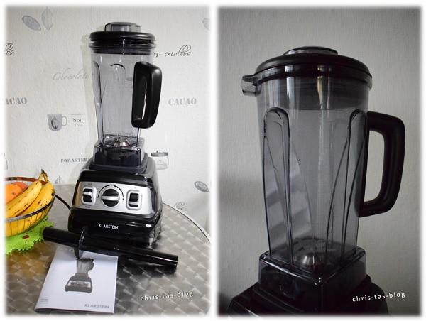 Klarstein Herakles 3G Soupmaker - Standmixer