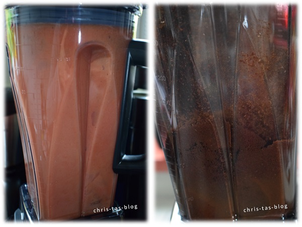 Tomaten und Kaffeebohnen in der Herakles 3G von Klarstein