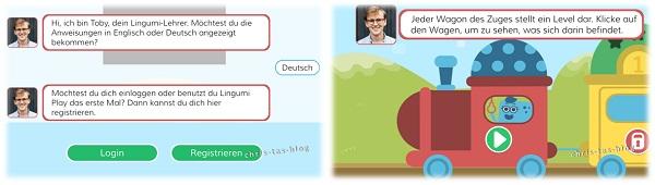 Details der -lingumi-app