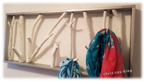Diy Garderobe Aus Asten Chris Ta S Blog