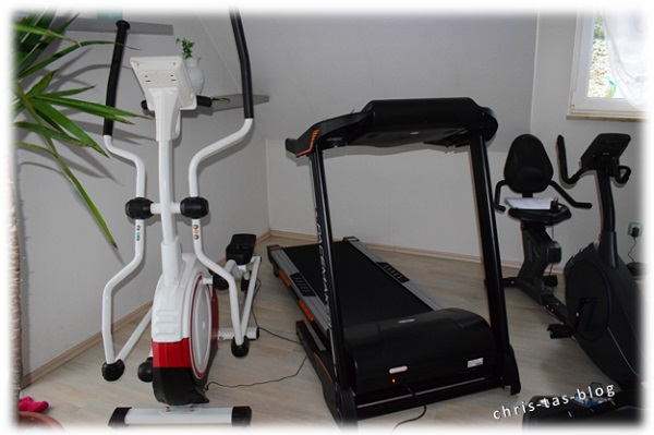 mein privates Fitness-Studio