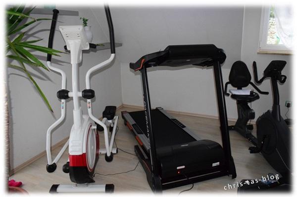 mein privates Fitness-Studio