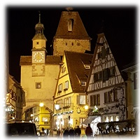 mittelalterliches Rothenburg o.d.Tauber