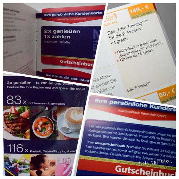 Es gibt 5 Schlemmerreise mit Gutscheinbuch.de zu gewinnen
