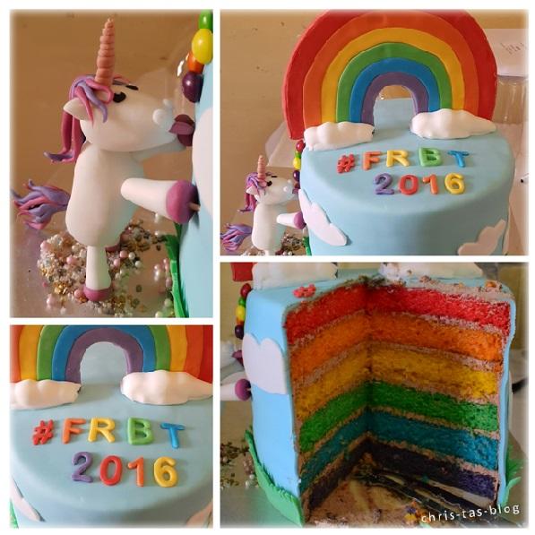 Torte für unser #FrBT2016